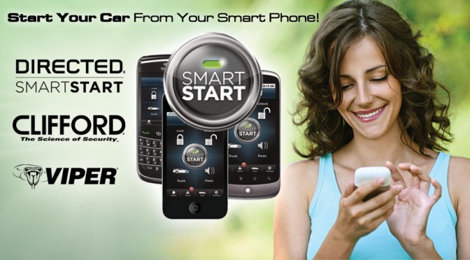 Smartstart - Start your car from your phone