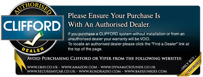 Authorised Car Alarm Dealers