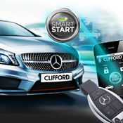 Mercedes remote start system car alarms remote starters for Remote starter for mercedes benz