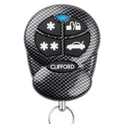 clifford car alarms uk replacement keys \u0026 remotes for clifford carclifford 904075 5 button remote control keyfob