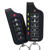 Clifford 520.4X Car Alarm Vehicle Security